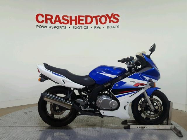 Wondrous 2009 Suzuki Gs500 Photos Tx Crashedtoys Dallas Salvage Camellatalisay Diy Chair Ideas Camellatalisaycom