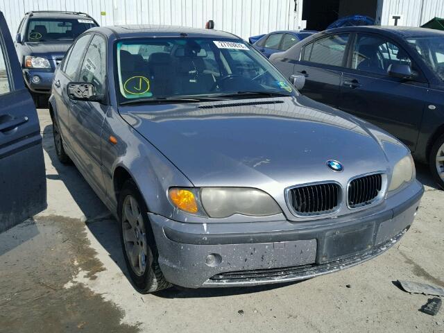 2005 BMW 325 XI 2.5L