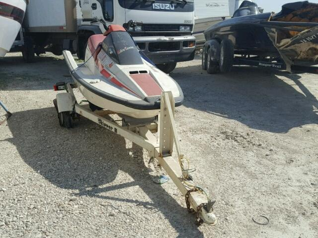 Salvage 1989 Yamaha JETSKI for sale