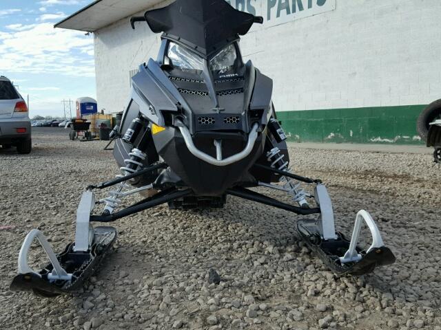 2015 POLARIS RMK 800 Salvage Snowmobile For Sale & Auction ...