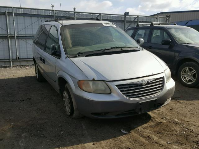 2002 Chrysler Voyager Fotos Md Baltimore Subastas De Carros En Mon Aug 20 2018 Copart Eeuu