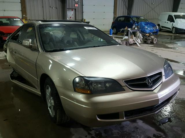 ACURA CL For Sale PA PITTSBURGH SOUTH Salvage Cars - 2003 acura cl for sale