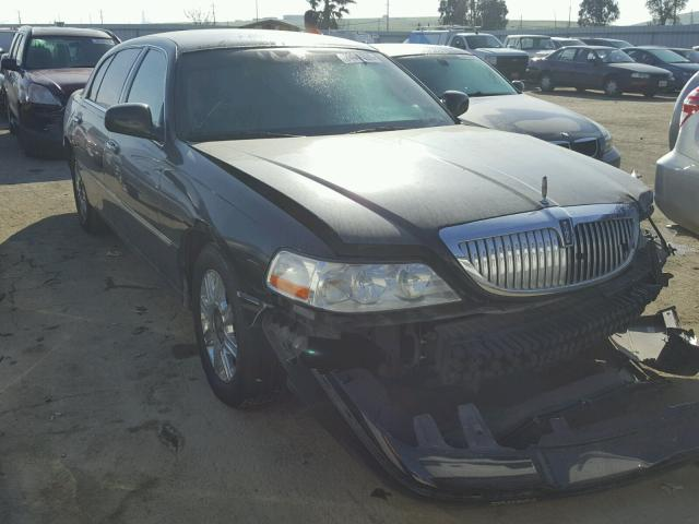 2011 Lincoln Town Car Executive L For Sale Ca Martinez Salvage