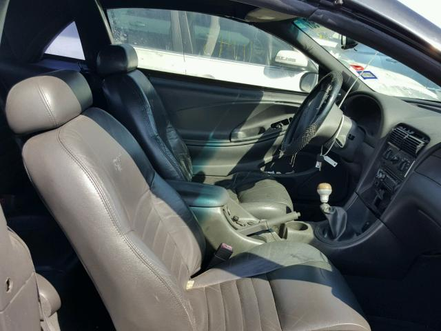 2000 Ford Mustang Gt 4 6l 8 For Sale In Grand Prairie Tx Lot 46616769