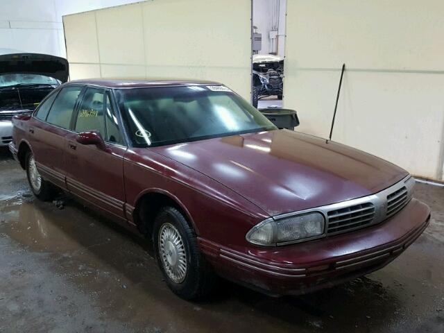 1998 OLDSMOBILE REGENCY 3.8L