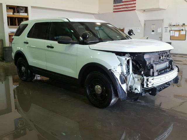 2018 ford explorer police interceptor for sale