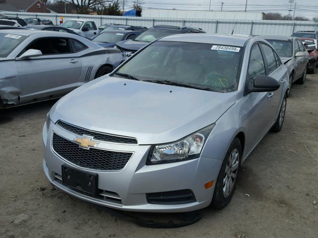 2011 Chevrolet Cruze Ls 1.8L