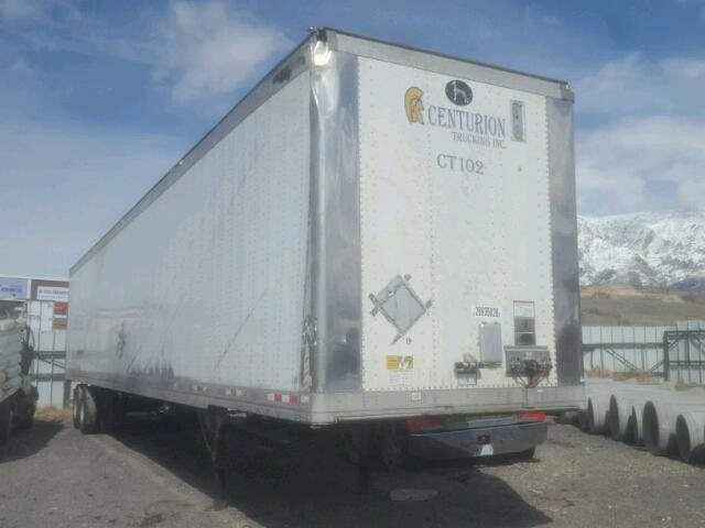Great Dane salvage cars for sale: 2009 Great Dane 53 Trailer