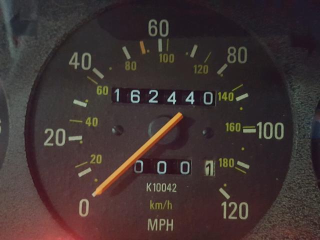 1989 VOLVO 244 DL 2.3L