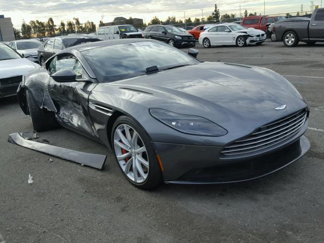 2018 Aston Martin Db11 For Sale Ca Rancho Cucamonga Tue Jun 05 2018 Used Salvage Cars Copart Usa
