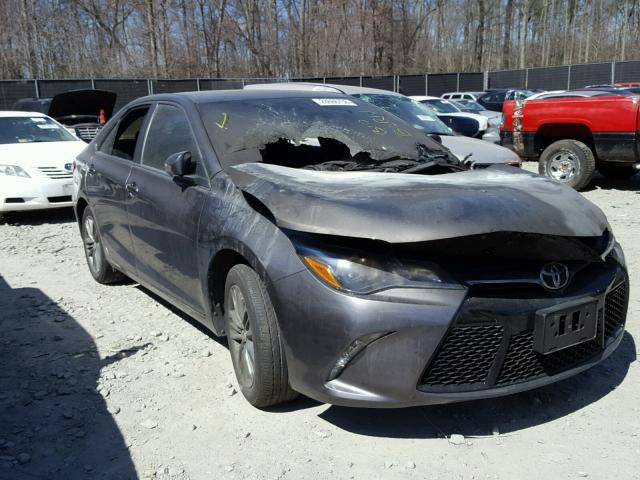 2017 TOYOTA CAMRY LE 2.5L