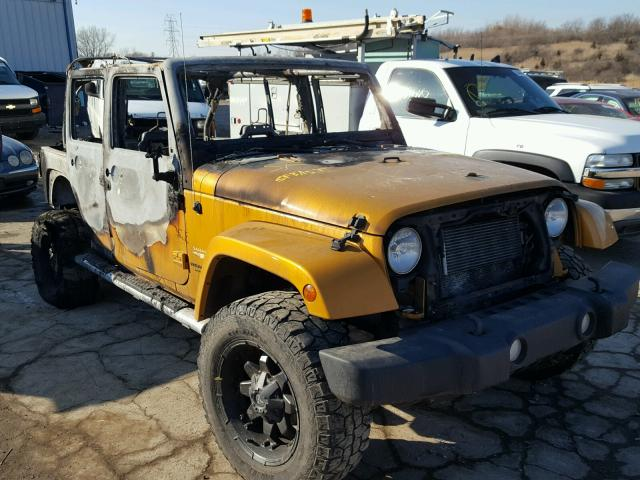 2014 Jeep Wrangler U for sale in Chicago Heights, IL