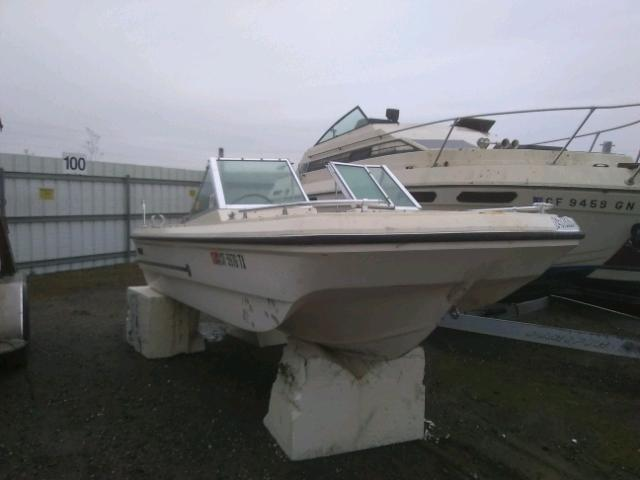 Salvage 1998 Silverline BOAT for sale