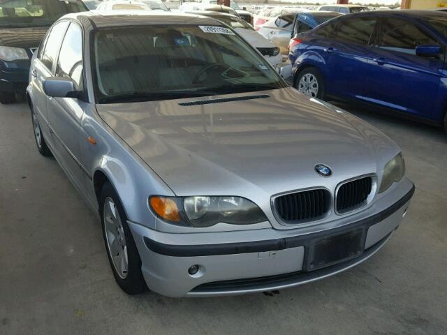 2005 BMW 325 I 2.5L