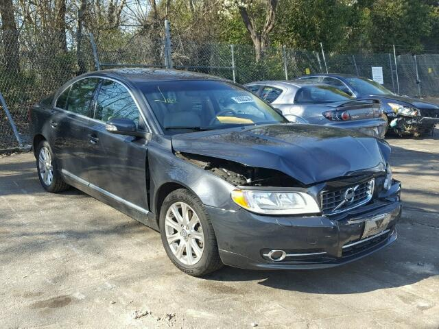 2010 volvo s80 3 2 for sale nc china grove salvage. Black Bedroom Furniture Sets. Home Design Ideas