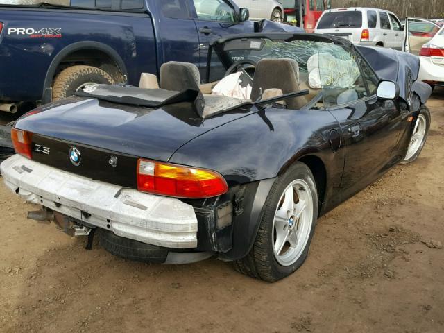 1996 BMW Z3 1.9 1.9L