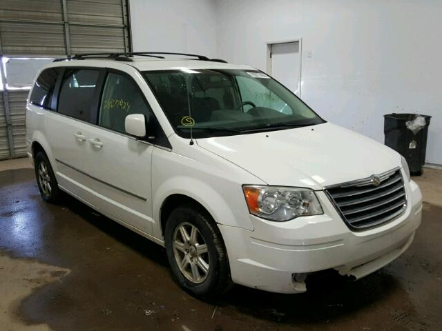 2009 CHRYSLER TOWN & COU 3.8L