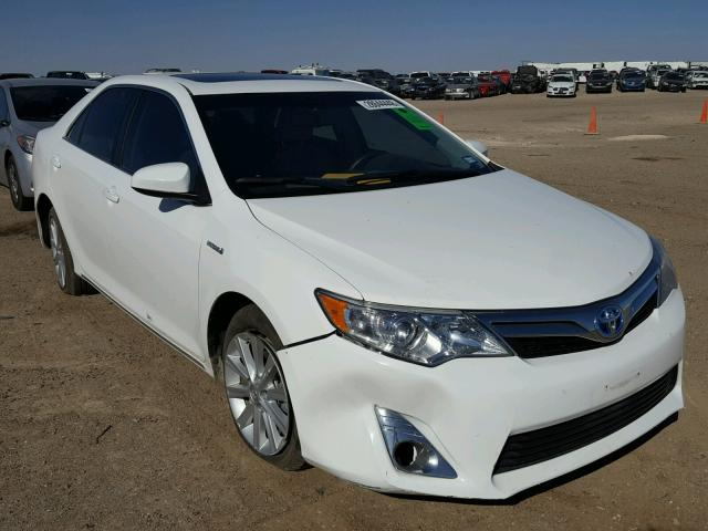 2013 toyota camry hybrid for sale tx amarillo salvage cars copart usa. Black Bedroom Furniture Sets. Home Design Ideas