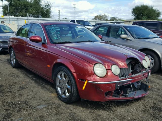 2006 JAGUAR S-TYPE 4.2 4.2L