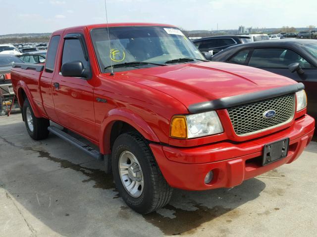 2002 FORD RANGER SUP 3.0L