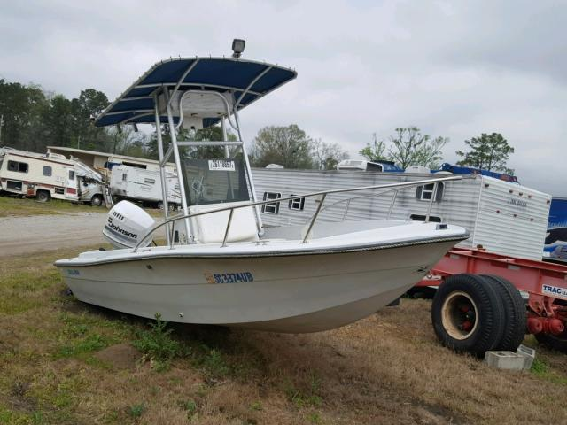 Salvage 1989 Sea Pro BOAT for sale