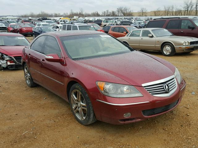 Auto Auction Ended On VIN JHKBC ACURA RL In MO - 2005 acura rl for sale by owner