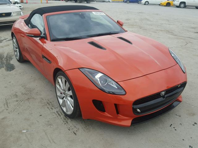 2014 JAGUAR F-TYPE S 3.0L