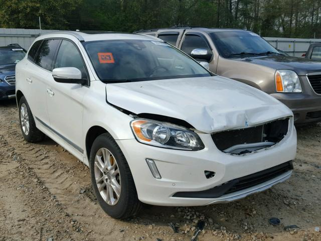 2015 volvo xc60 t5 for sale fl tallahassee salvage cars copart usa. Black Bedroom Furniture Sets. Home Design Ideas