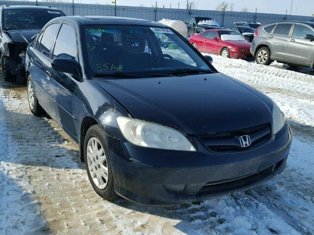 Auto Auction Ended On Vin 2hges16824h915714 2004 Honda Civic Si In