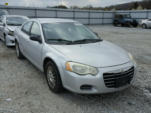 2005 CHRYSLER SEBRING 2.4L
