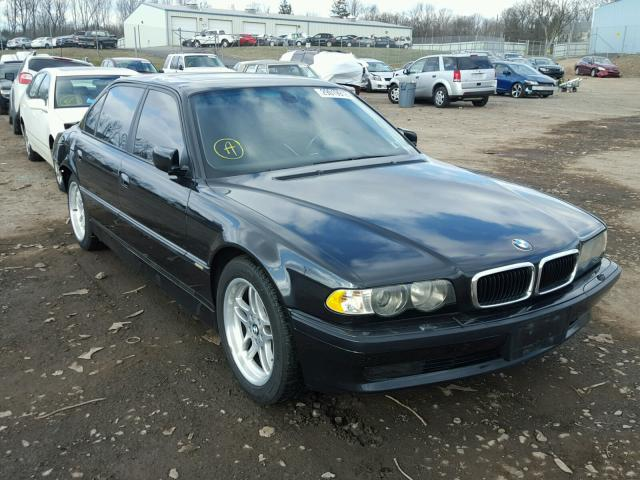 Auto Auction Ended On Vin Wbagh83411dp21570 2001 Bmw 740 Il In Pa