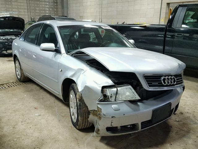Auto Auction Ended On Vin Waueh54b51n071204 2001 Audi A6 28 Qua In