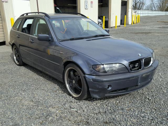 2002 BMW 325 IT 2.5L