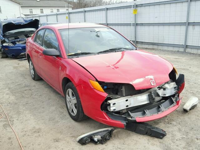 1g8an15f66z142375 2006 Red Saturn Ion Level On Sale In Pa York