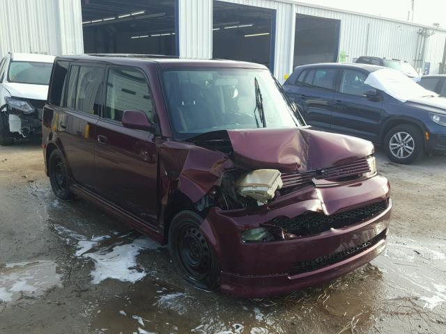 Charming 2005 TOYOTA SCION XB 1.5L