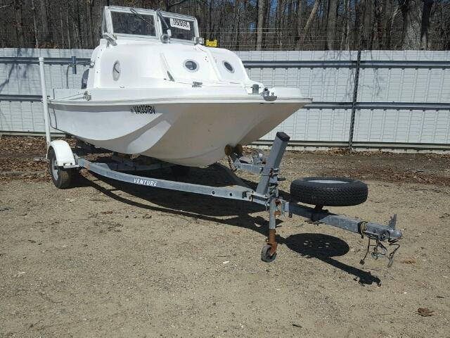 Salvage 1969 Boston Whaler MENEMSHA for sale