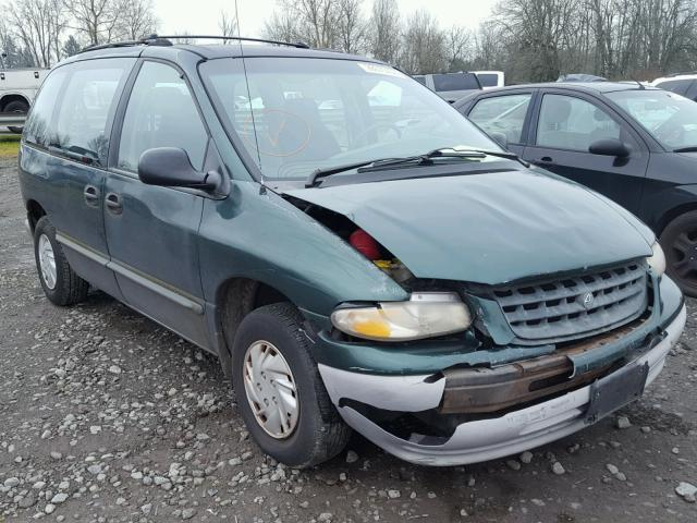 1996 PLYMOUTH VOYAGER 3.0L
