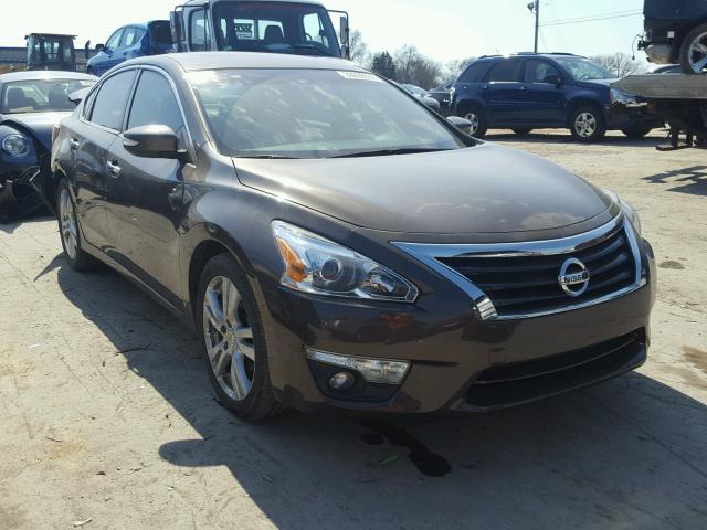 2013 Nissan Altima 3 5s For Sale Tn Nashville Salvage Cars
