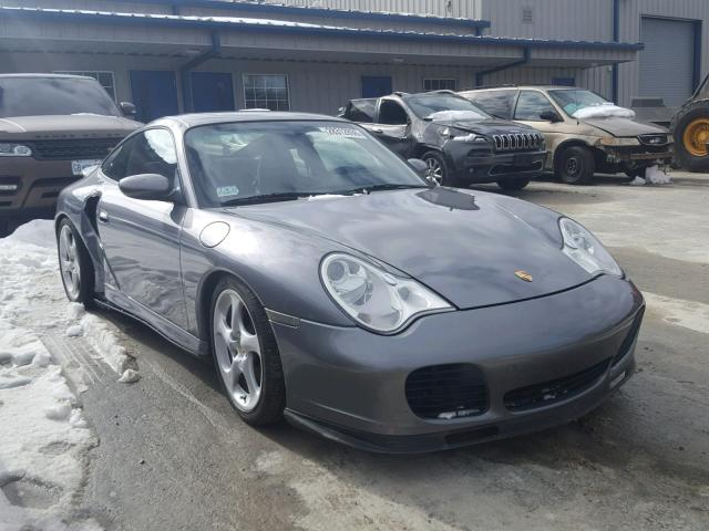 Auto Auction Ended On Vin Wp0ab29972s686363 2002 Porsche 911 Turbo