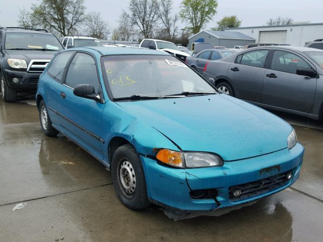 1993 HONDA CIVIC DX 1.5L