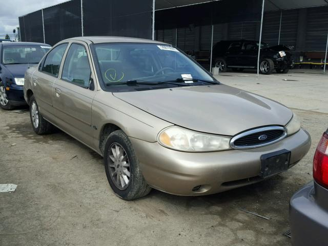 Auto Auction Ended On Vin 1fafp66l5yk115578 2000 Ford Contour Se In