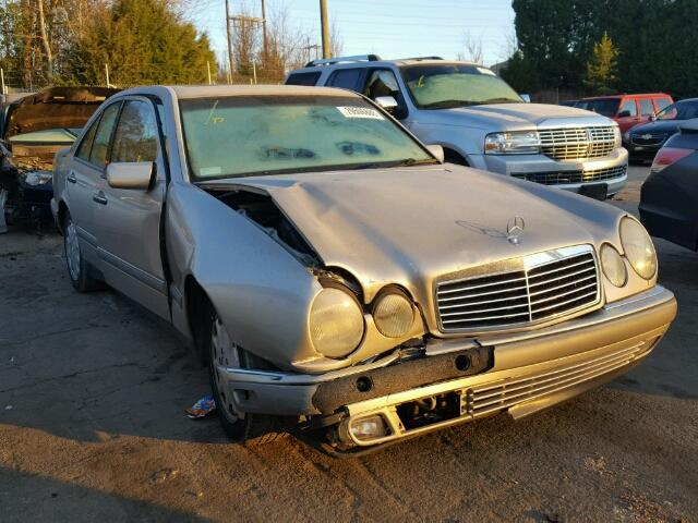 1997 Mercedes Benz E 320 For Sale Nc China Grove Salvage Cars