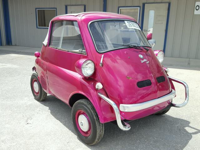 Auto Auction Ended on VIN: 502454 1957 Bmw Isetta in FL