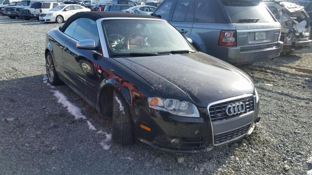 Auto Auction Ended On VIN WUARLHK AUDI S QUATTRO In - 2007 audi s4