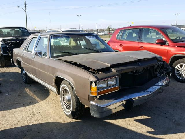 1987 FORD CROWN VICT 5.0L