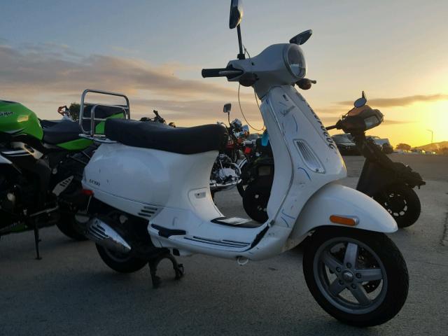 ZAPM448FX65001964 2006 Vespa Lx 150 in CA - Martinez