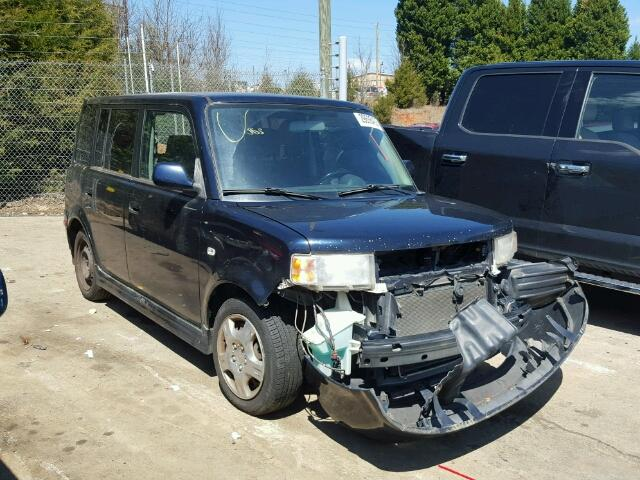Salvage 2006 Scion XB for sale