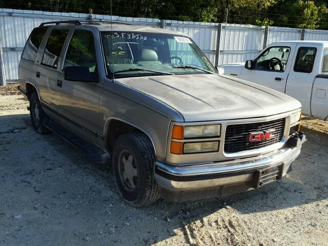 auto auction ended on vin 1gkec13r3wj734622 1998 gmc yukon in fl ocala 1gkec13r3wj734622 1998 gmc yukon in fl