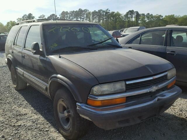 1GNCS13W3W2294804 1998 Chevrolet Blazer in TX - Houston