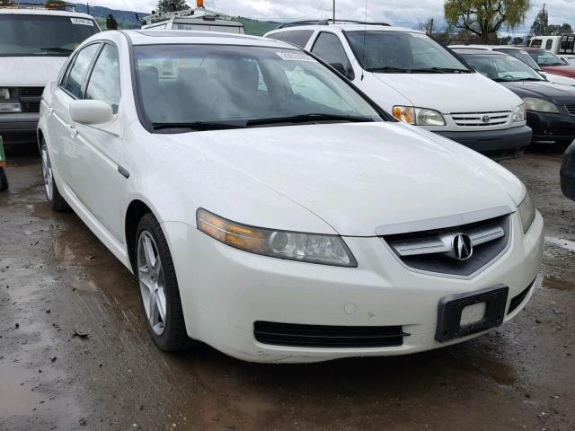 UUAA WHITE ACURA TL On Sale In CA SAN JOSE - 2004 acura tl for sale by owner